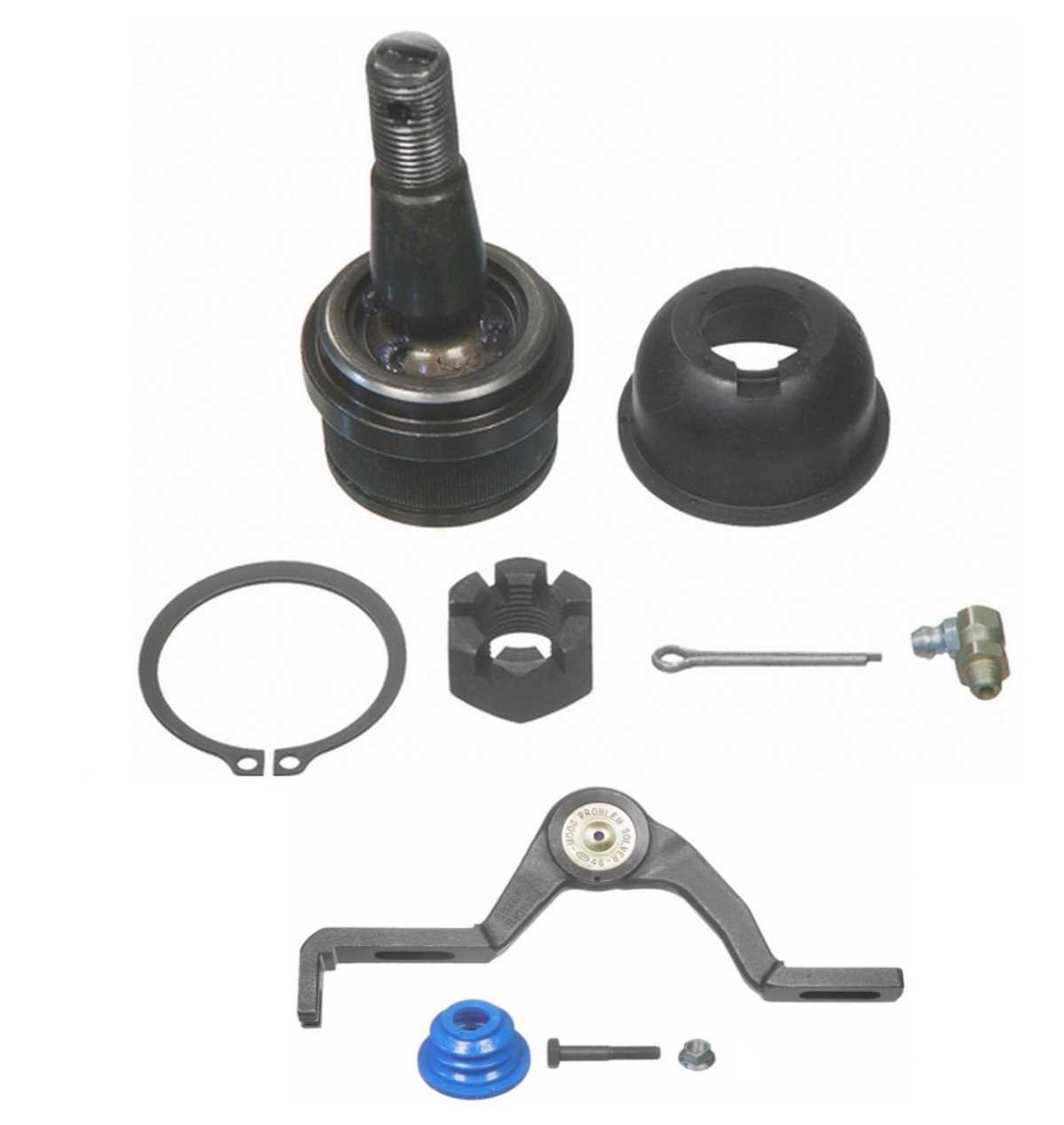 Prime Choice Auto Parts CK555-479 Set of Upper Control Arm and Lower Ball Joint