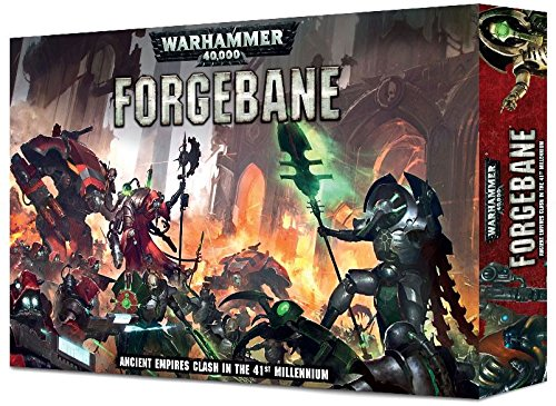 Games Workshop Warhammer 40,000 Forgebane