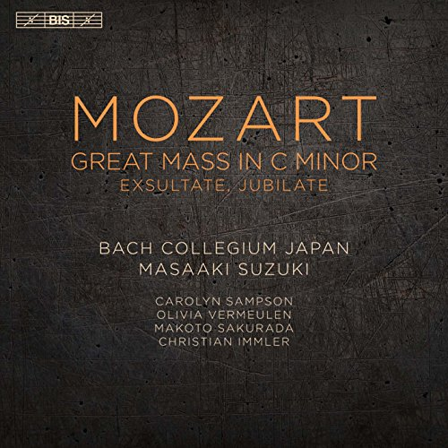 Mozart: Great Mass in C Minor
