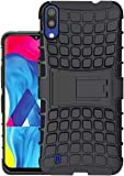 Jkobi Polycarbonate Back Cover for Samsung Galaxy M10 - Black
