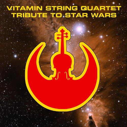 Vitamin String Quartet Performs Coldplay Vitamin String Quartet: Vitamin String Quartet Tribute To Star Wars By Vitamin