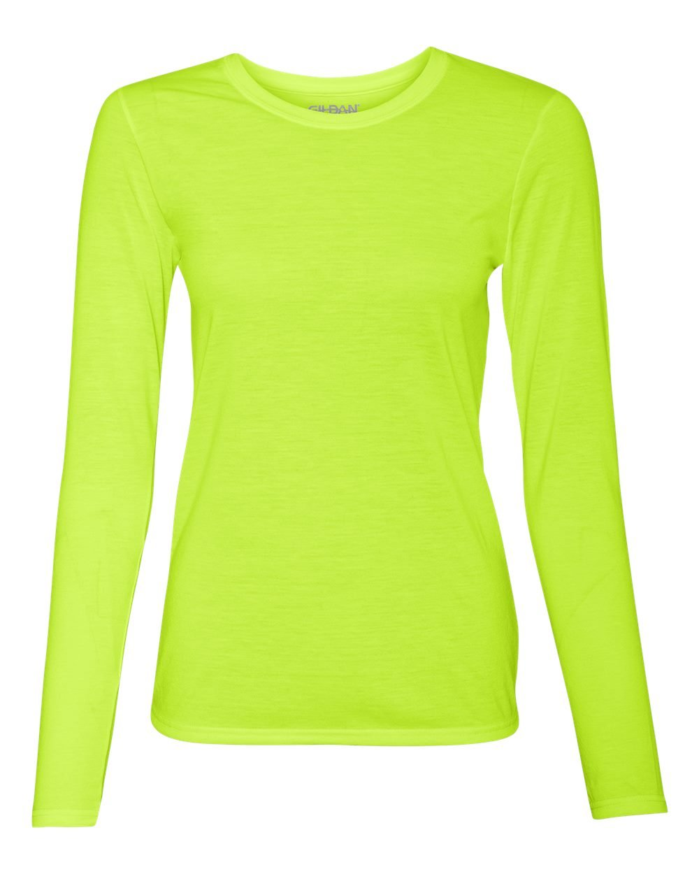 Ladies core performance long sleeve t-shirt. Gildan M29732