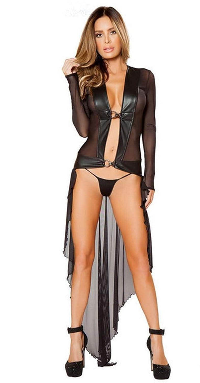 Life Girl Ropa Interior Erótica Encaje Sexy Camisón Falda Larga ...