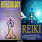 Reflexology: Reiki: 2 in 1 Bundle | Jen Solis