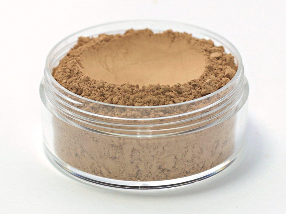 Vegan Mineral Wonder Powder Foundation - Shade ''Nutmeg'' medium with neutral undertone