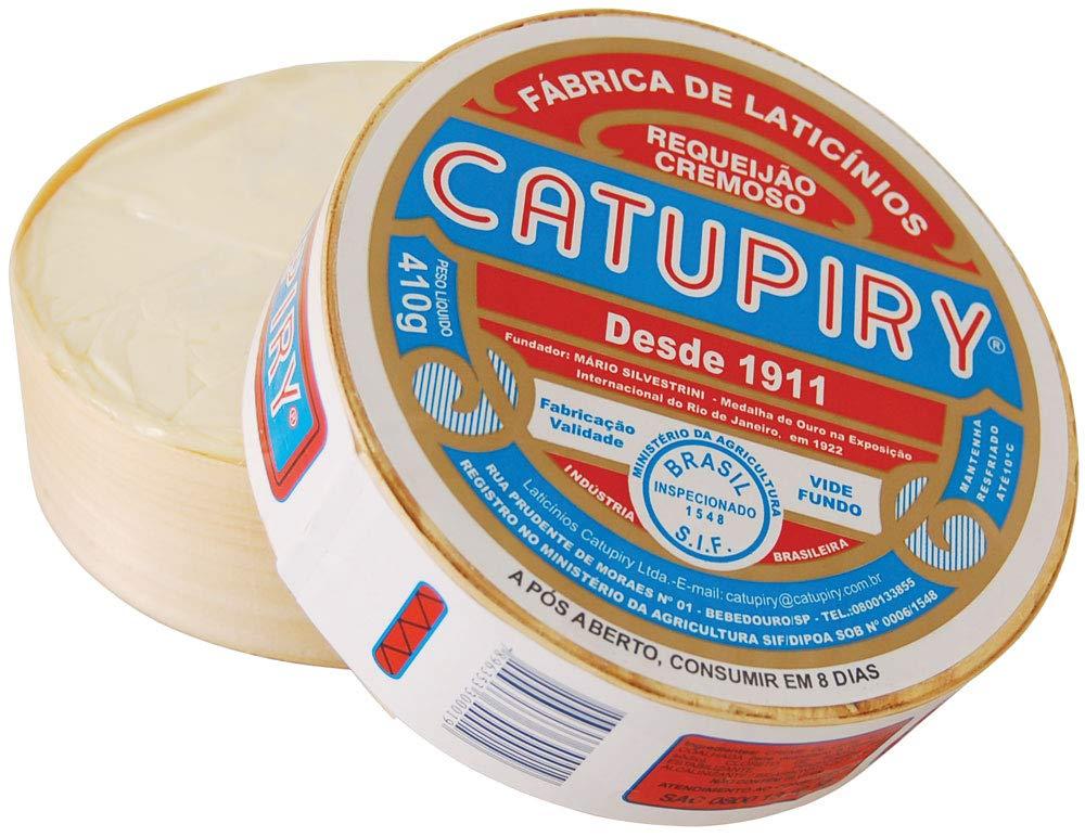 Catupiry Brazilian Soft Cheese - 2 Pack