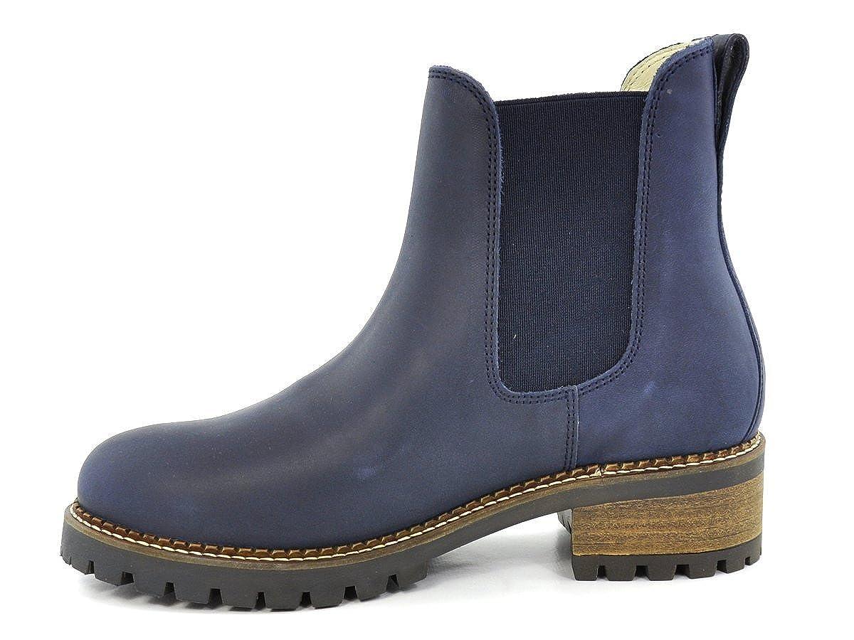 Blau heeler heeler heeler Chelsea Stiefel Pash Navy Blau 3df74c