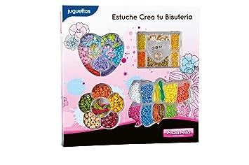 Pasarela Estuche Crea tu Bisutería: Amazon.es: Juguetes y juegos