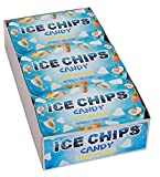 ICE CHIPS Xylitol Candy Tins (Pina Colada, 6 Pack) - Includes BAND as shown