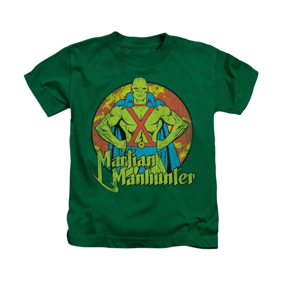 Dc Comics Martian Manhunter Tshirt