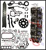 85-95 22R 22RE Toyota 2.4L Cylinder Head Gasket Set Timin...