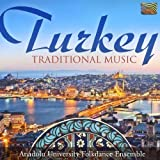 Turkey Traditional Music by Anadolu University Folkdance Ensemble (2010-09-28)