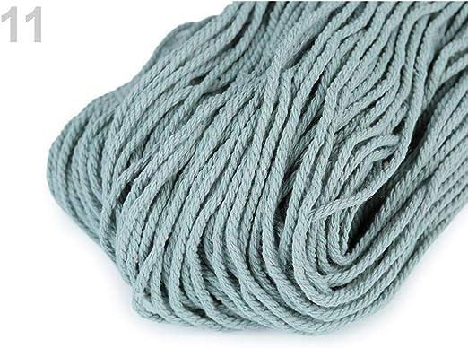 1pc 11green Pistacho de Algodón Crochet de Hilo de 100g, Tejido de ...