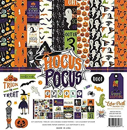 Halloween Witch Hats Foil Stickers Planner Journal Crafts Trick or Treat