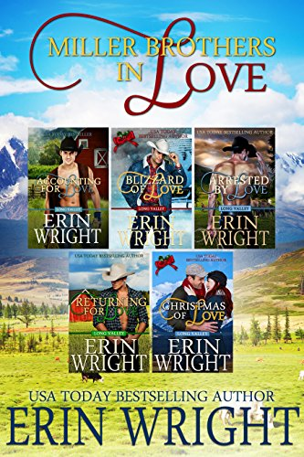 Miller Brothers in Love: A Long Valley Western Romance Boxset – Books 1 - 5