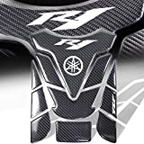 #8: Real Carbon Fiber 3D 11PC Customize Fuel/Gas Tank Pad Decal/Sticker for YZF-R1