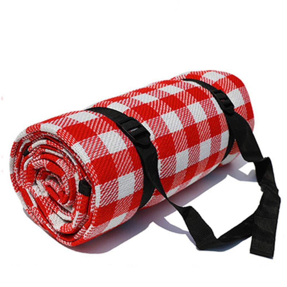 Pessica Outdoor-Feuchtigkeits-sichere Picknick-Matte Waterproof Oxford Tuch Picknick-Matte Ultra-Light Ultra-Light Ultra-Light tragbare Picknick-Matte,B,Thicksection150200cm B07Q7NPJJD   Outlet Store  7d7d7a