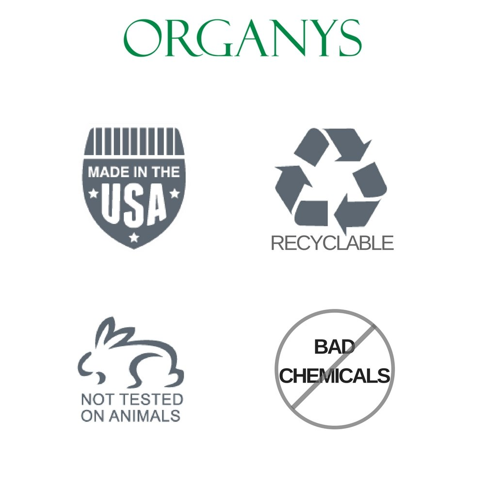 Organys Cleansing Oil & Makeup Remover Face Wash by Organys