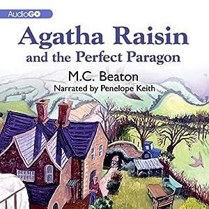 Agatha Raisin and the Perfect Paragon Audiobook