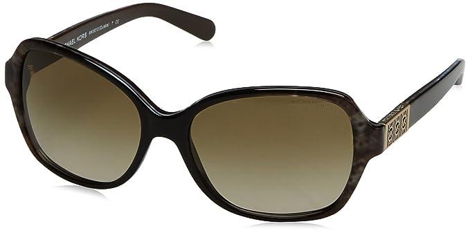 MICHAEL KORS Michael Kors Damen Sonnenbrille »CUIABA MK6013«, grau, 302011 - grau/grau
