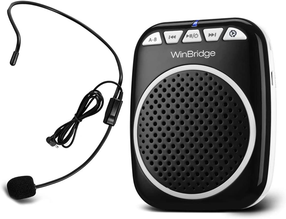 Winbridge Voice Amplifier - Teaching Mics