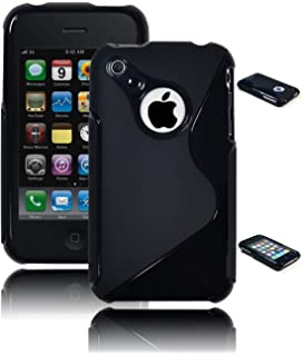 amazon com 2 pack mr shield for iphone 3g 3gs tempered glass