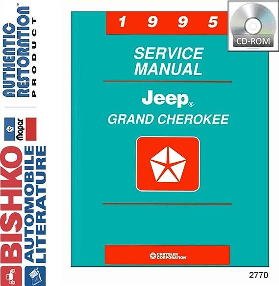 Amazon.com: bishko automotive literature 1995 Jeep Grand Cherokee ...