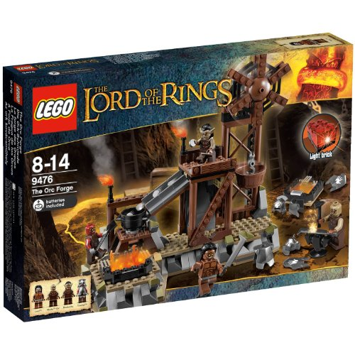 LEGO Lord Of The Rings The Orc Forge, Baby & Kids Zone