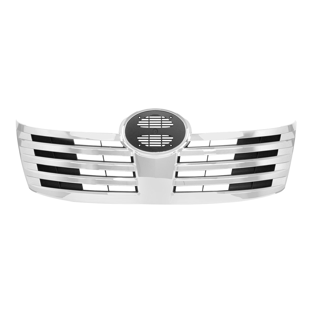 Grand General 89330 Chrome Plastic Grille for Hino 238