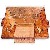 Om Pooja Shop Havan Kund In Copper For Homa 10X10 Inch