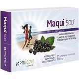 Maqui 500 - Integratore alimentare a base di frutto liofilizzato di Maqui, ad alto dosaggio ed estremamente ricco di polifenoli, ad azione energizzante e antiossidante.