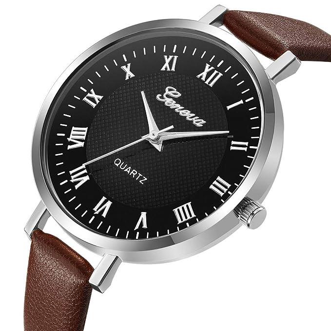 Bestow Gemius Army Racing Force Geneva Correa Reloj Militar Deporte Mens Tela Banda Reloj Negro(marršNB): Amazon.es: Ropa y accesorios