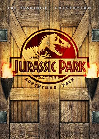 Color Jurassic Park Adventure Pack The Lost World