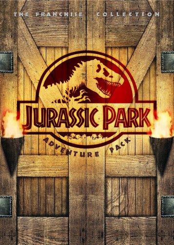 Jurassic Park Adventure Pack (Jurassic Park / The Lost World: Jurassic Park / Jurassic Park - Madison Macy's