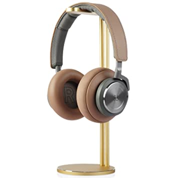 Soporte sólido para auriculares - Soporte para auriculares Jokitech de aluminio Adecuado para todos los accesorios