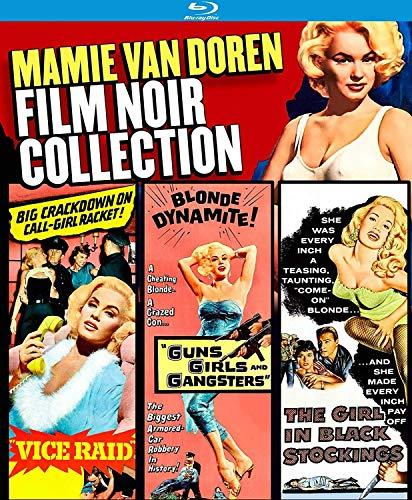 Mamie Van Doren Film Noir Collection [Blu-ray]