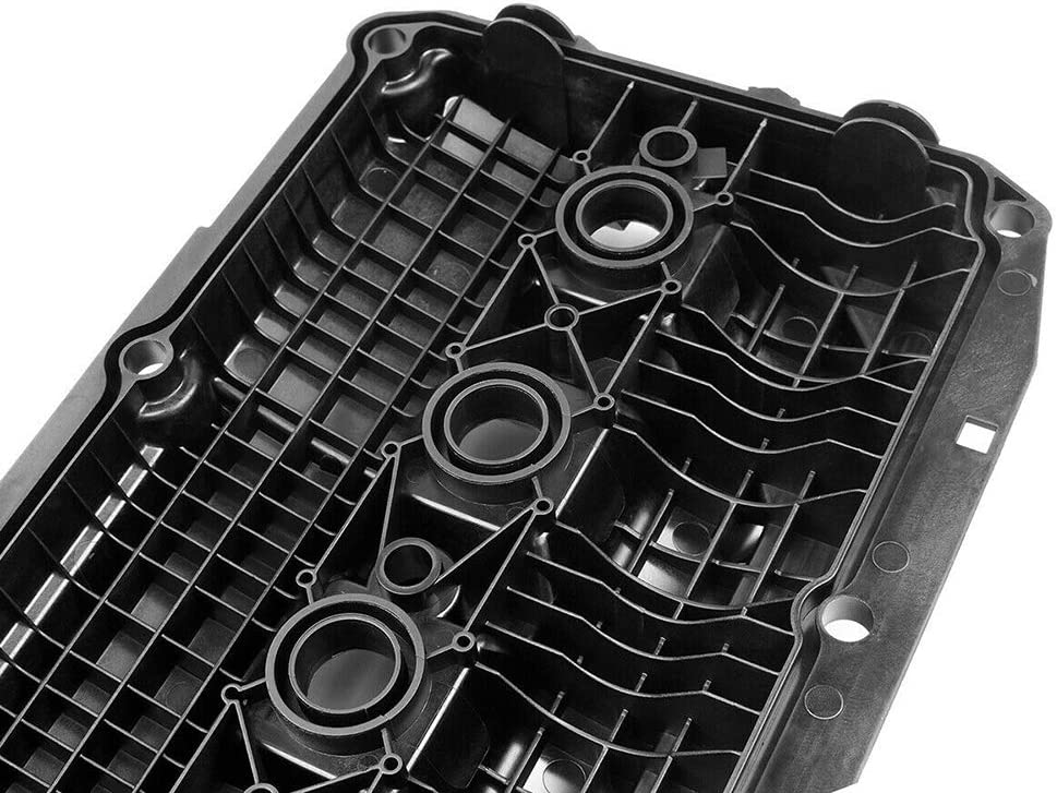 Ensun 11121432928 Engine Valve Cover w//Gasket for BMW X5 Z3 325Ci 325i 328i 330i 525i M52//M52