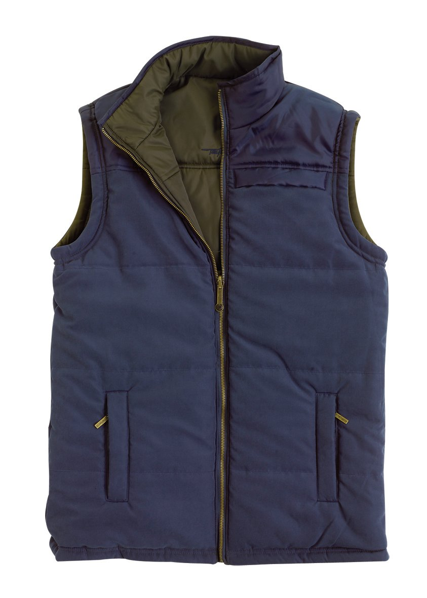 Tayberry Men's Jack Reversible Gilet Body Warmer - Green, Small:  Amazon.co.uk: Sports & Outdoors