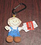 Peanuts Pig-Pen Plush Doll Deluxe Keychain Camp Snoopy Key chain Pig Pen offers