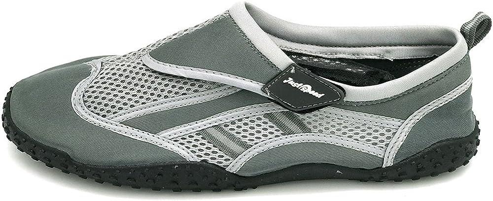 nur Speed groß Size Mens Aqua Shoes Boating Ssailing Beach Sand Pool Spaß Travel Water Hiking (13, Dark Grey)