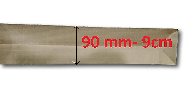 50 grandes Pochettes KRAFT ARM/É avec soufflet de 9 cm 28 x 41 cm 135 g kraft blond renforc/é auto adh/ésive sac a 3 soufflet 90 mm enveloppe pochette exp/édition solide ind/échirable 280 x 410 mm