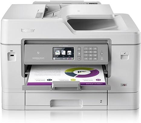 Brother MFCJ6935DWG1 - Impresora Color multifunción, Blanco ...