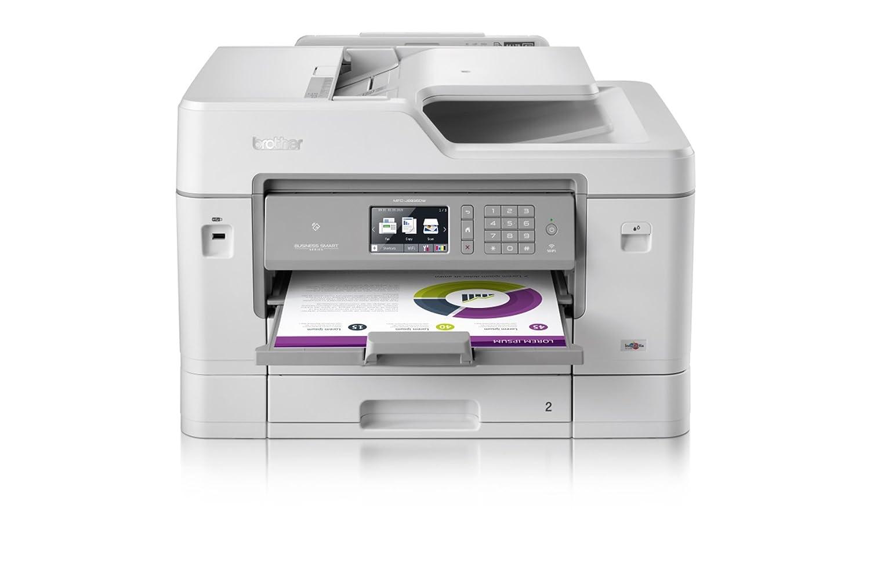 Brother MFCJ6935DWG1 - Impresora Color multifunción, Blanco