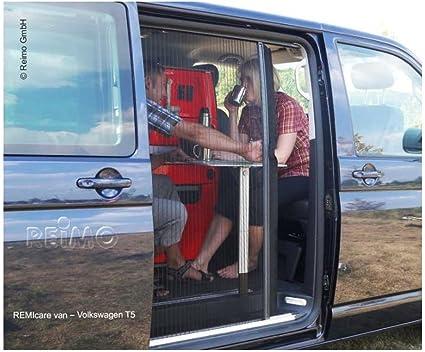 remicare – Mosquitera para puerta para VW T5 T6: Amazon.es: Coche y moto