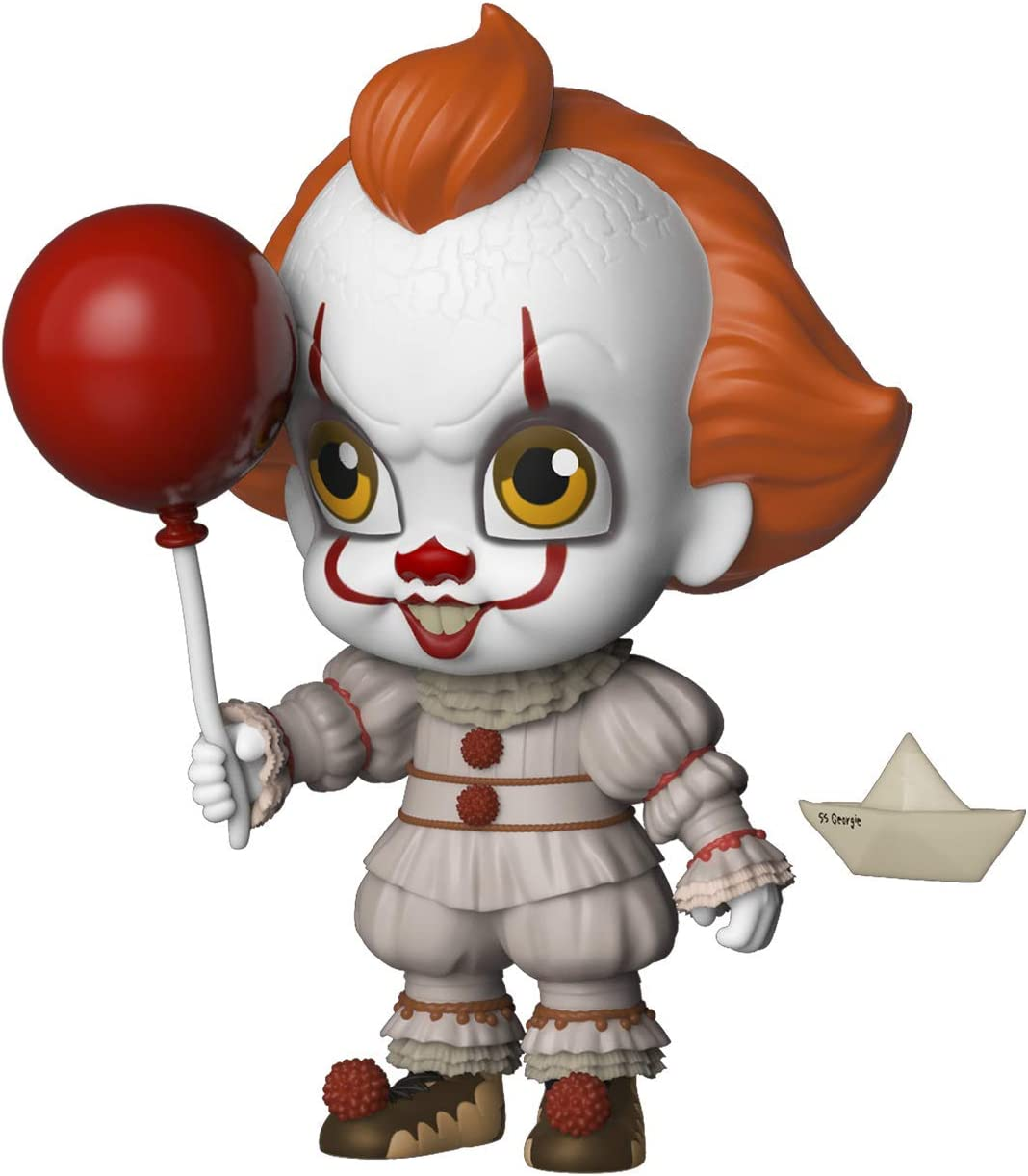 Funko–5Star Color Horror Color Pennywise,, 34009