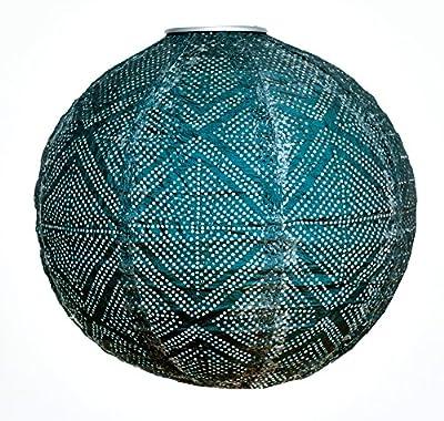 Allsop Home & Garden Soji Stella Boho Globe Lantern