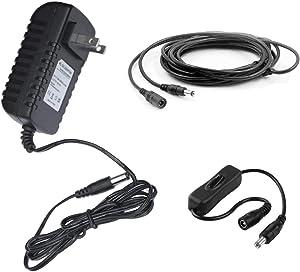 MyVolts 9V Power Supply Adaptor Compatible with Morphy Richards 48965 Hand Blender - US Plug - Premium