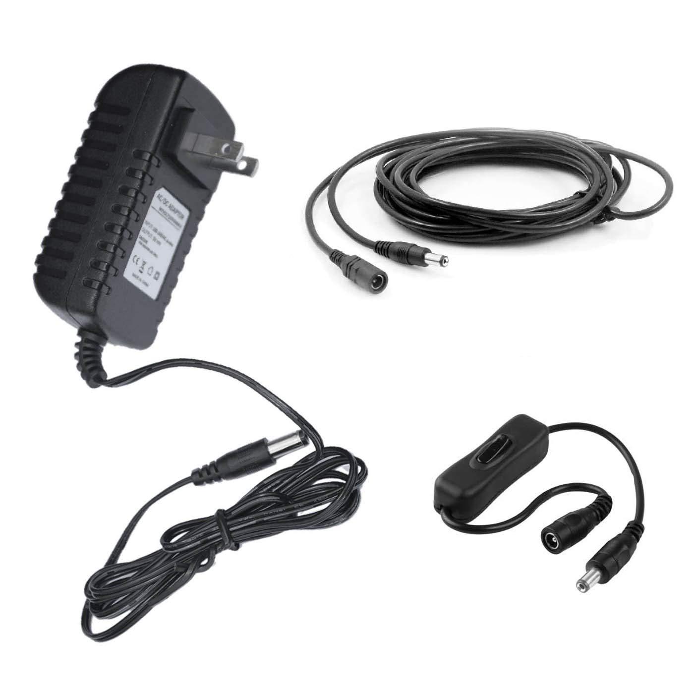 12 V Yamaha i88 Xオーディオインターフェイス用電源電源アダプター – USプラグ Premium Plug + US-3041 Premium Plug +  B01MUQ53M8