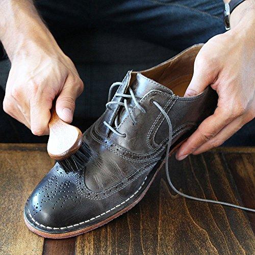 """Shoe Dauber Brush 6"""", Black"""