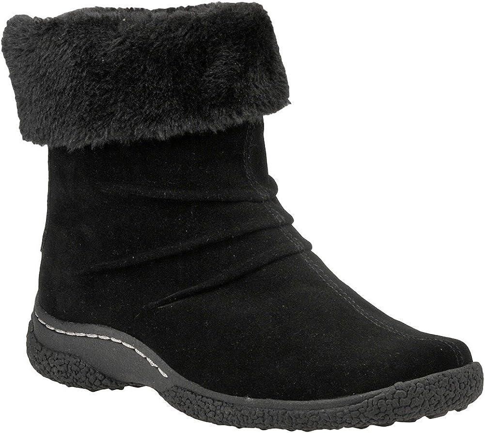 Toe Warmers Women Boots Easy On